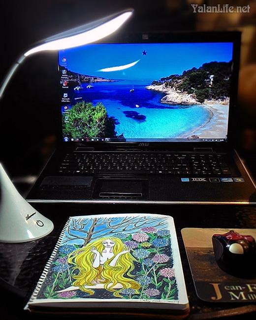 Taipei Life Art Illustration Watercolour Romanticism 台北生活 插画艺术 水彩 浪漫主义 Yalan雅岚文艺博客
